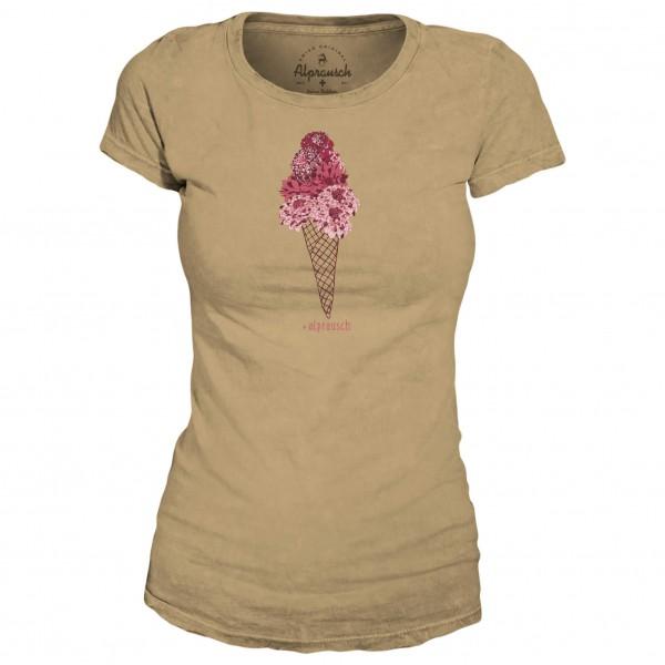 Alprausch - Women's Blueme Cornet T-Shirt - Camiseta de manga corta