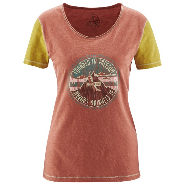 Red Chili - Women's Noe 18 - T-shirt