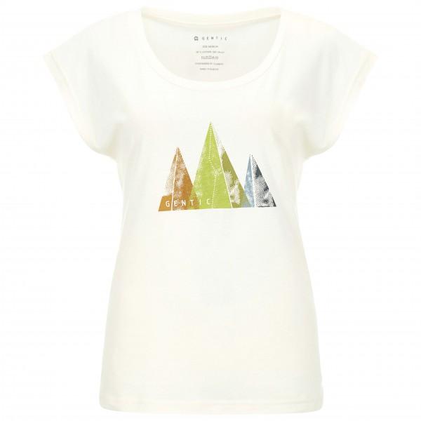 Gentic - Women's Exploration Tee - T-skjorte