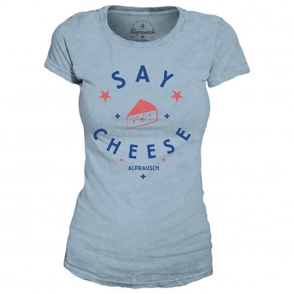 Alprausch - Women's Foti Chäs T-Shirt - T-shirt