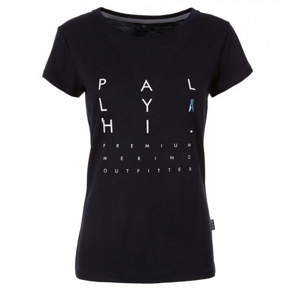 Pally'Hi - Women's T-Shirt Crossword - T-paidat