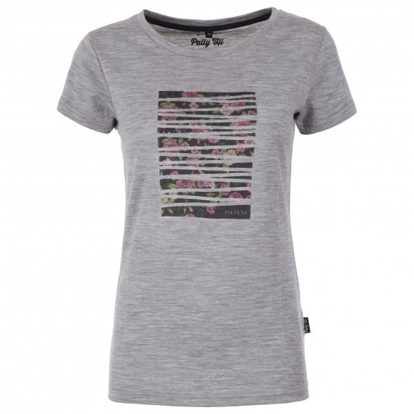 Pally'Hi - Women's T-Shirt Rose Bonding - T-shirt