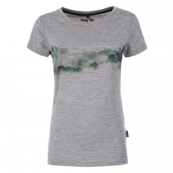 Pally'Hi - Women's T-Shirt Treeline Longer S/S - T-paidat