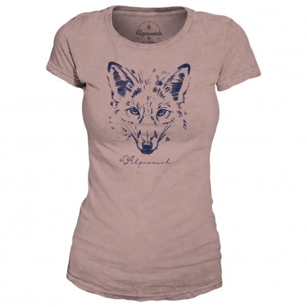 Alprausch - Women's Stadt Fuchs T-Shirt - T-paidat
