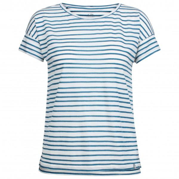 Icebreaker - Women's Aria S/S Scoop Pulled Lines - T-shirt