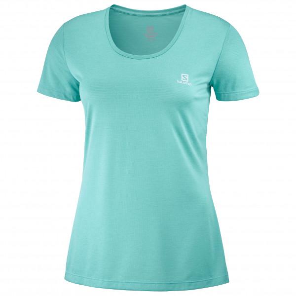 Salomon - Women's Agile S/s Tee - Running shirt