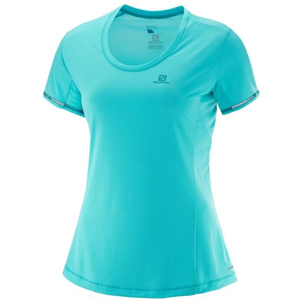 Salomon - Women's Agile S/s Tee - Joggingshirt