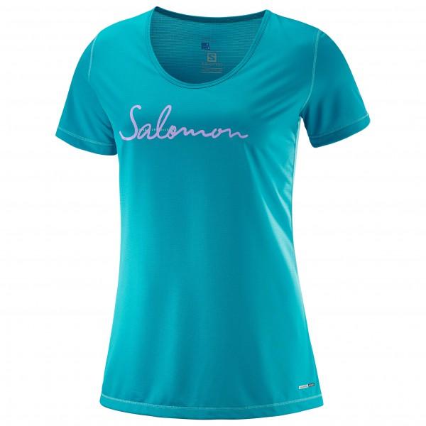 Salomon - Women's Mazy Graphic S/s Tee - Sport-T-shirt