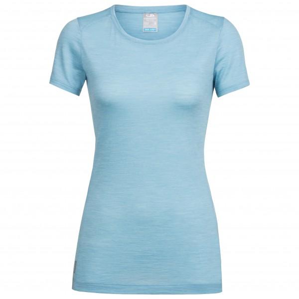 Icebreaker - Women's Sphere S/S Low Crewe - T-skjorte