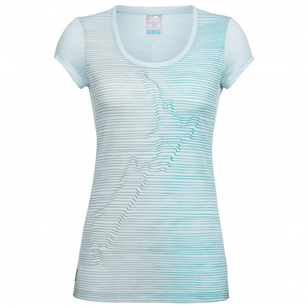 Icebreaker - Women's Sphere S/S Scoop Cool Relief - T-shirt