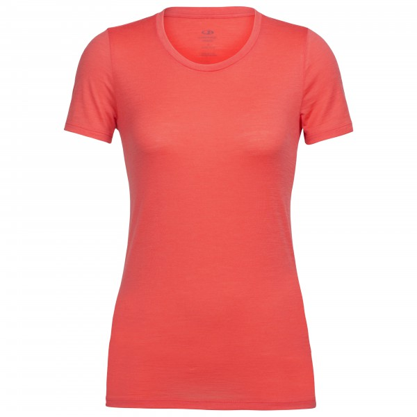 Icebreaker - Women's Tech Lite S/S Low Crewe - T-shirt