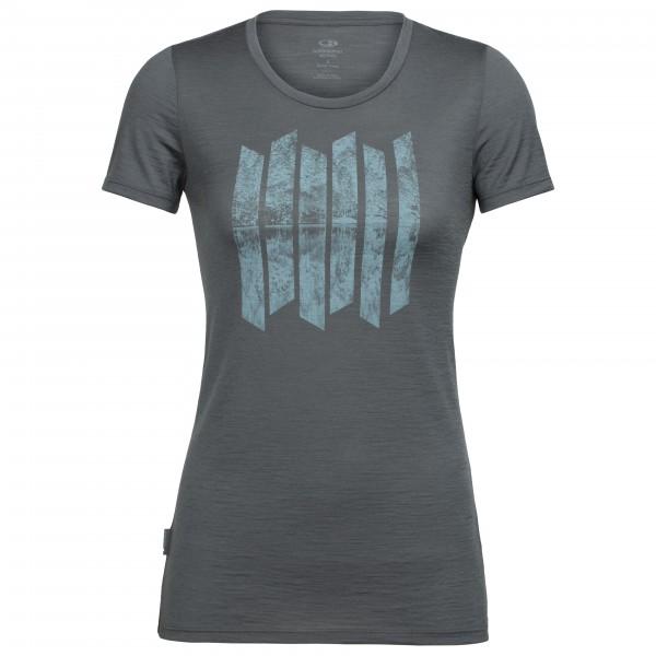 Icebreaker - Women's Tech Lite S/S Low Crewe Soundless - T-shirt