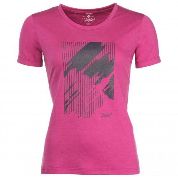 Triple2 - Women's 10Ani Shirt Limited Edition - Merinoshirt