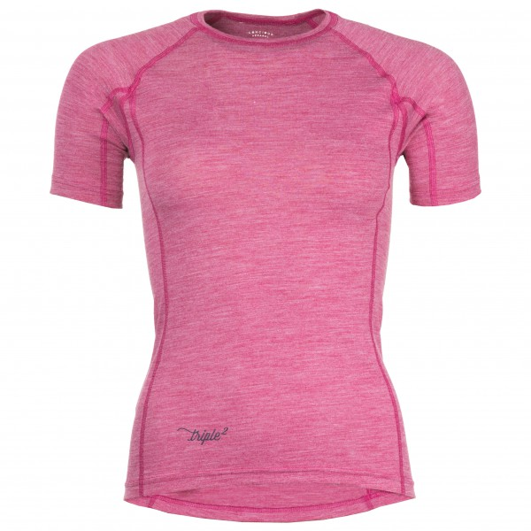 Triple2 - Women's Unner Shirt - Merino base layer