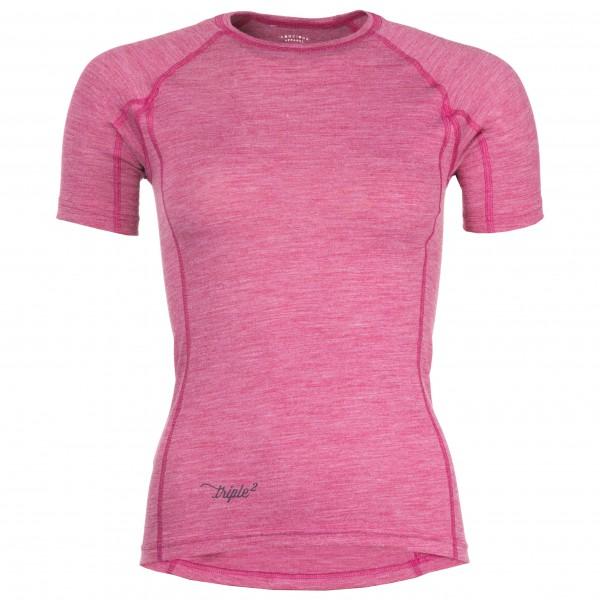 Triple2 - Women's Unner Shirt - Merino ondergoed