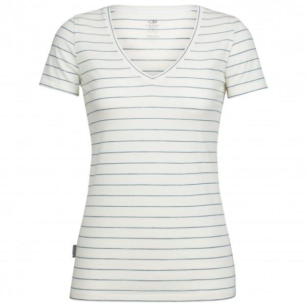 Icebreaker - Women's Tech Lite S/S V - T-skjorte