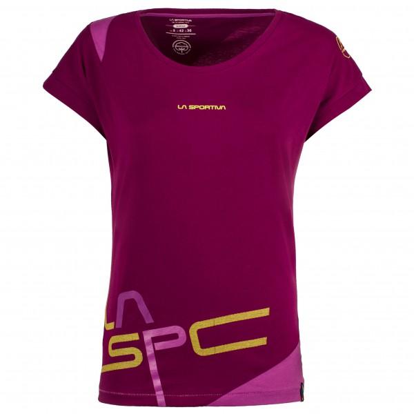 La Sportiva - Women's Shortener T-Shirt - T-paidat