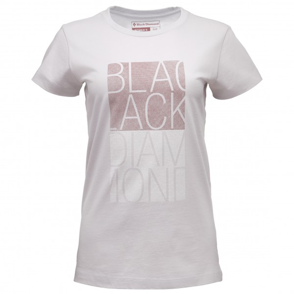 Black Diamond - Women's S/S Bd Block Tee - T-shirt