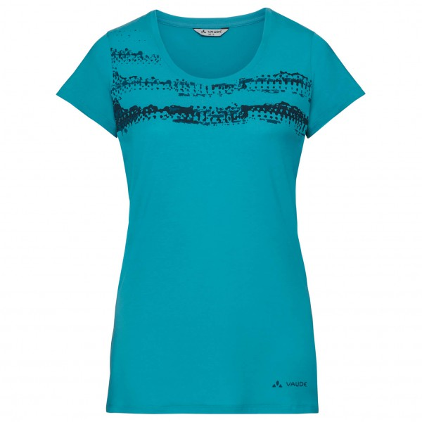 Vaude - Women's Gleann Shirt V - T-skjorte