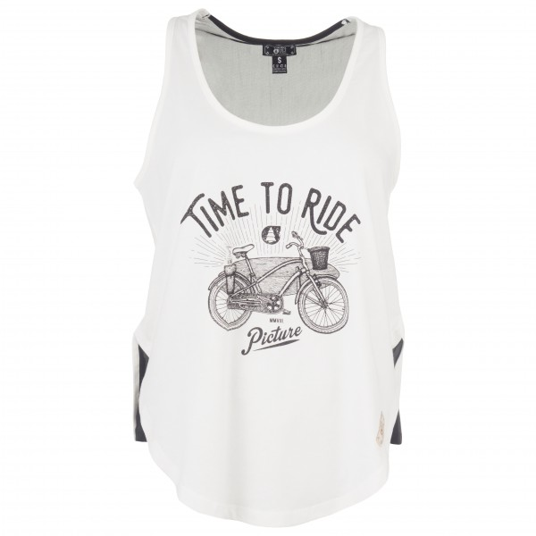 Picture - Women's Time 2 Ride - Tank top