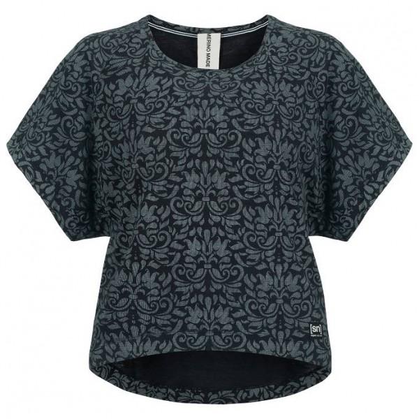 SuperNatural - Women's Motion Peyto Tee Printed - T-skjorte