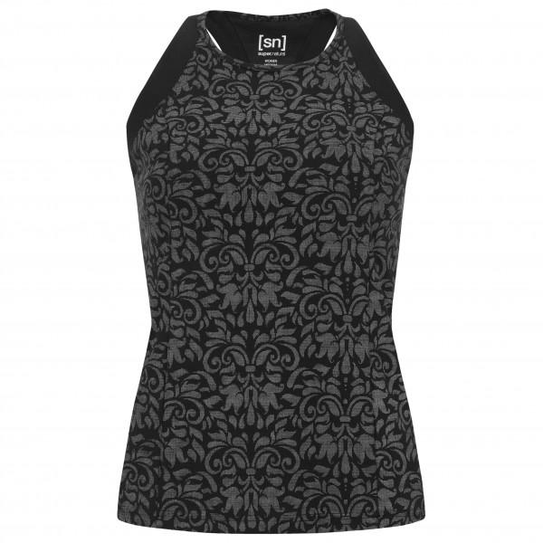 super.natural - Women's Motion Round Neck Tank Printed - Funktionsshirt