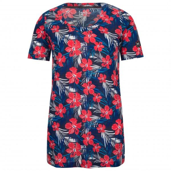 SuperNatural - Women's Oversize Tee Digital Printed - T-shirt