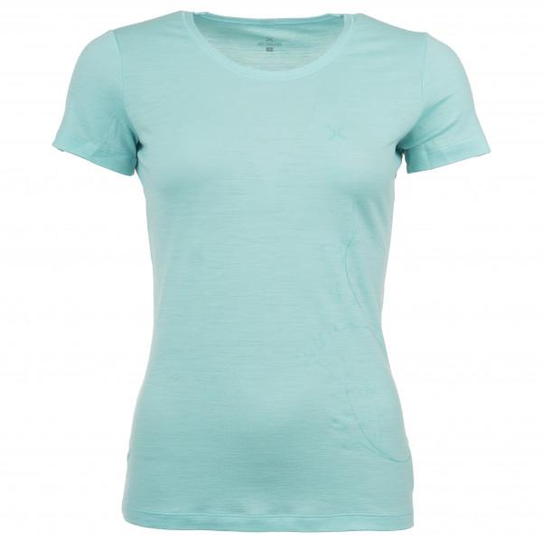 Montura - Merino Bloom T-Shirt Woman - T-skjorte