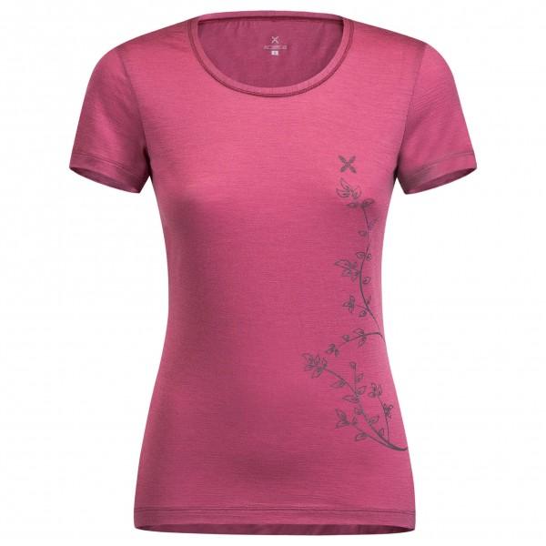 Montura - Merino Bloom T-Shirt Woman - T-paidat