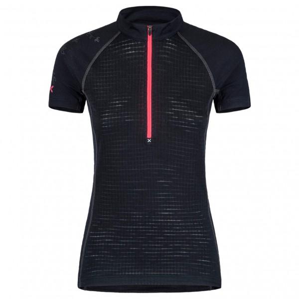 Montura - Thermo Wool Zip T-Shirt Woman - Funktionströja