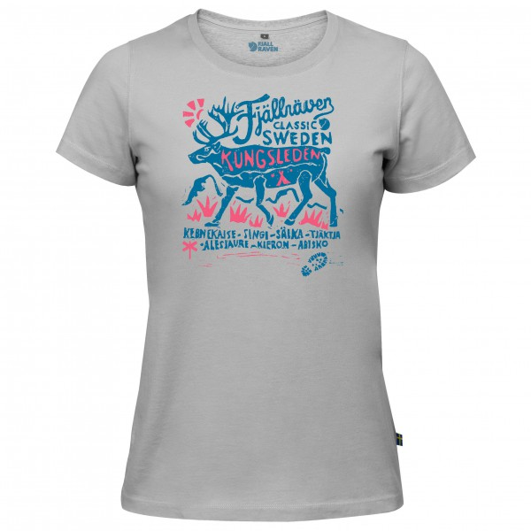 Fjällräven - Women's Classic SWE T-Shirt - T-shirt