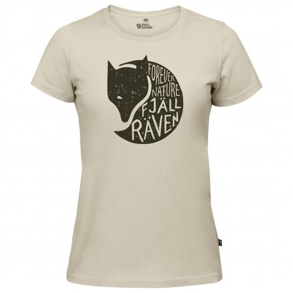 Fjällräven - Women's Forever Nature Fox T-Shirt - T-shirt