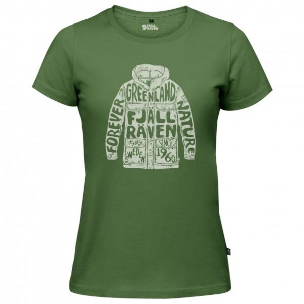 Fjällräven - Women's Greenland Forever T-Shirt - Camiseta de manga corta