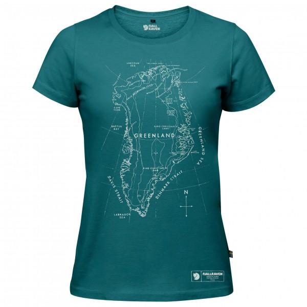 Fjällräven - Women's Greenland Printed T-Shirt - T-shirt