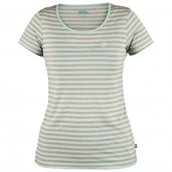 Fjällräven - Women's High Coast Stripe T-Shirt - Tekninen paita