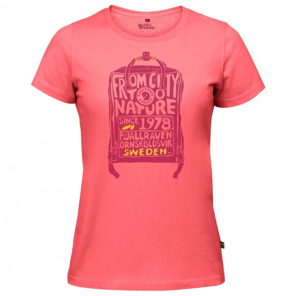 Fjällräven - Women's Kånken T-Shirt - T-shirt