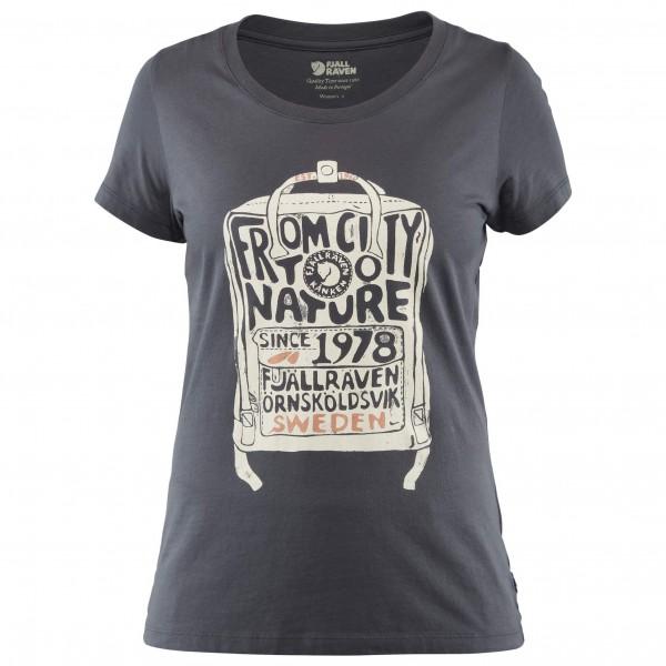 Fjällräven - Women's Kånken T-Shirt - T-skjorte