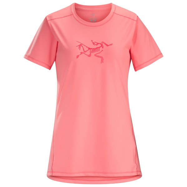 Arc'teryx - Phasic Evolution S/S Crew Women's - Sport-T-shirt