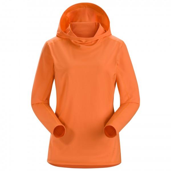Arc'teryx - Phasic Sun Hoody Women's - Sport shirt