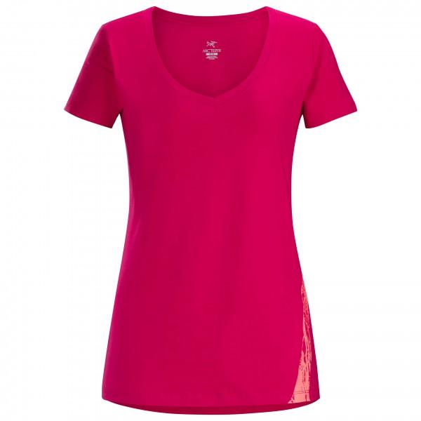 Arc'teryx - Regenerate S/S V-Neck Women's - T-skjorte