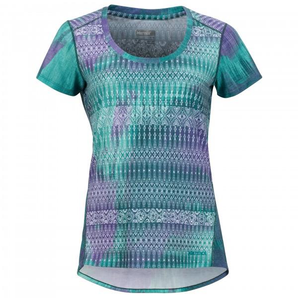 Marmot - Womens's Logan S/S - Tekninen paita