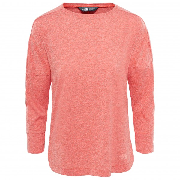The North Face - Women's Inlux 3/4 Sleeve Top - Sport-T-shirt