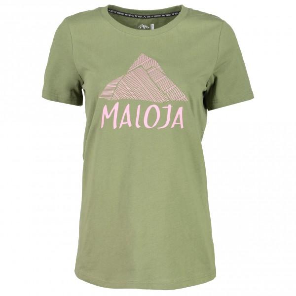 Maloja - Women's PitschenM. - T-paidat