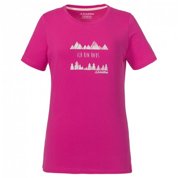 Schöffel - Women's T Shirt Zug 1 - T-paidat
