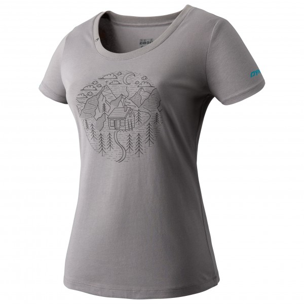 Dynafit - Women's Graphic Cotton S/S Tee - T-Shirt