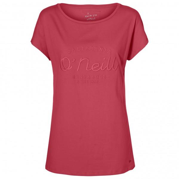 O'Neill - Women's Essentials Brand T-Shirt - Camiseta de manga corta