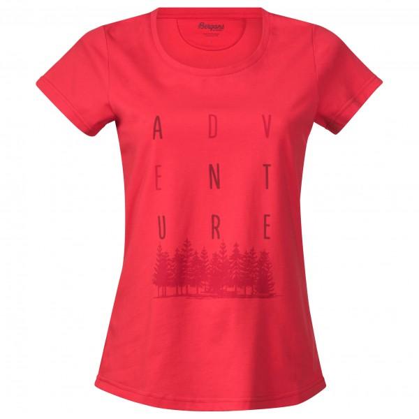 Bergans - Women's Adventure Tee - T-Shirt