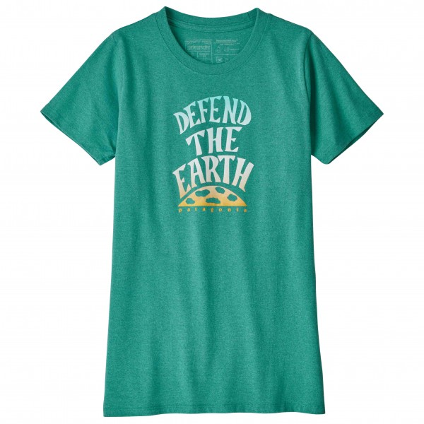 Patagonia - Women's Defend The Earth Responsibili-Tee - T-shirt