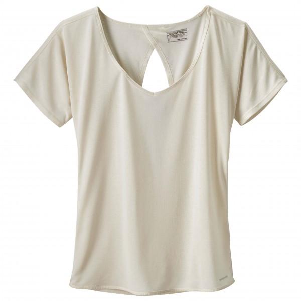 Patagonia - Women's S/S Mindflow Shirt - Yogaskjorte
