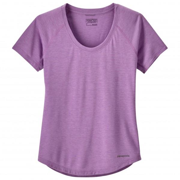 Patagonia - Women's S/S Nine Trails Shirt - Juoksupaita